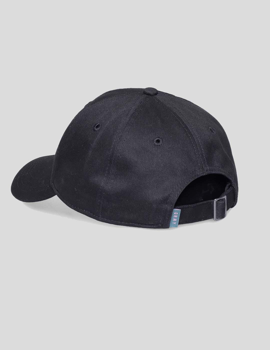 GORRA GRIMEY FRENZY CURVED VISOR CAP BLACK