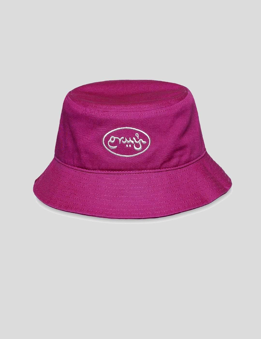 GORRO GRIMEY HOPE UNSEEN BUCKET HAT RED
