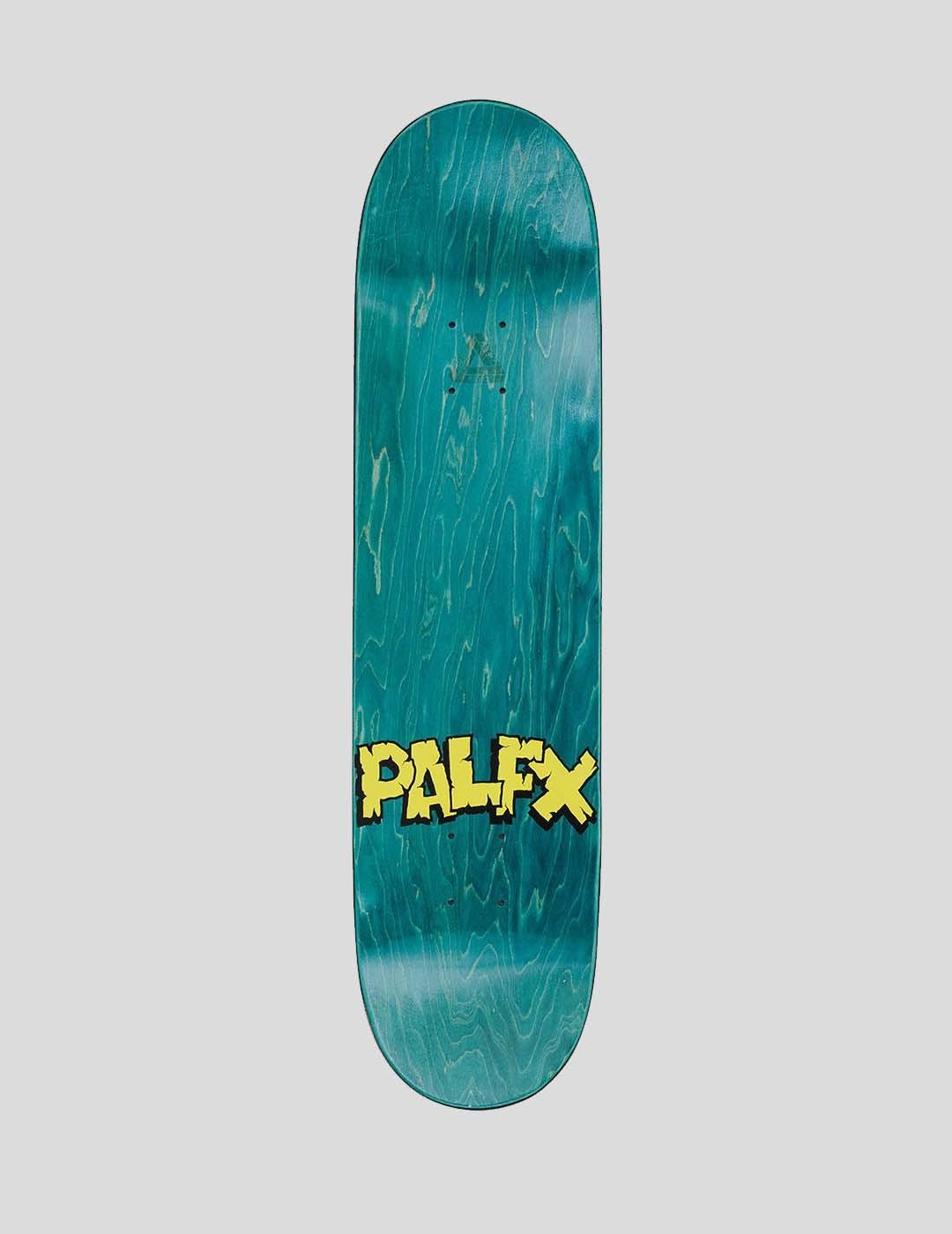 "TABLA PALACE PALFX BLUE 8.0"" DECK"