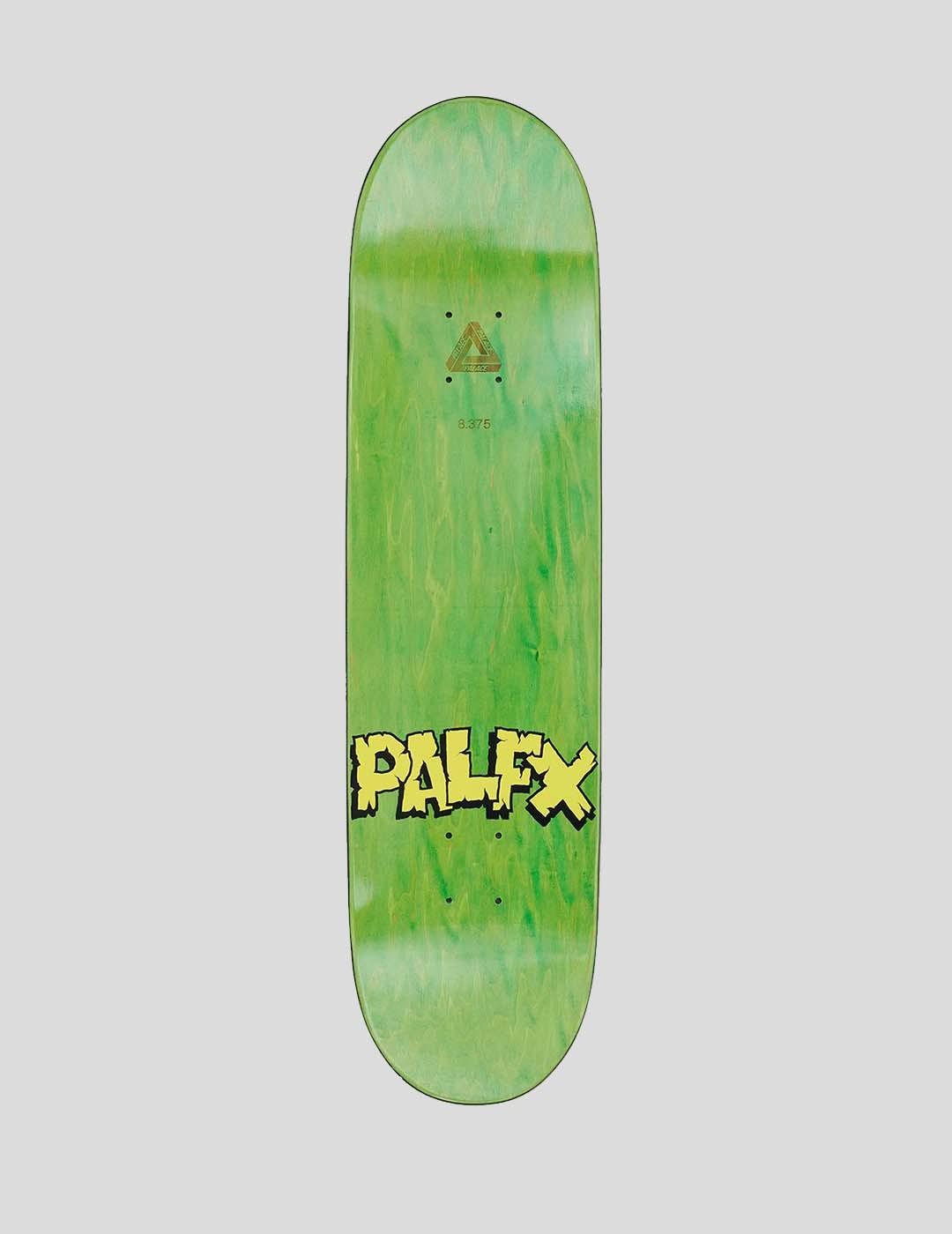 "TABLA PALACE PALFX WHITE 8.375"" DECK"