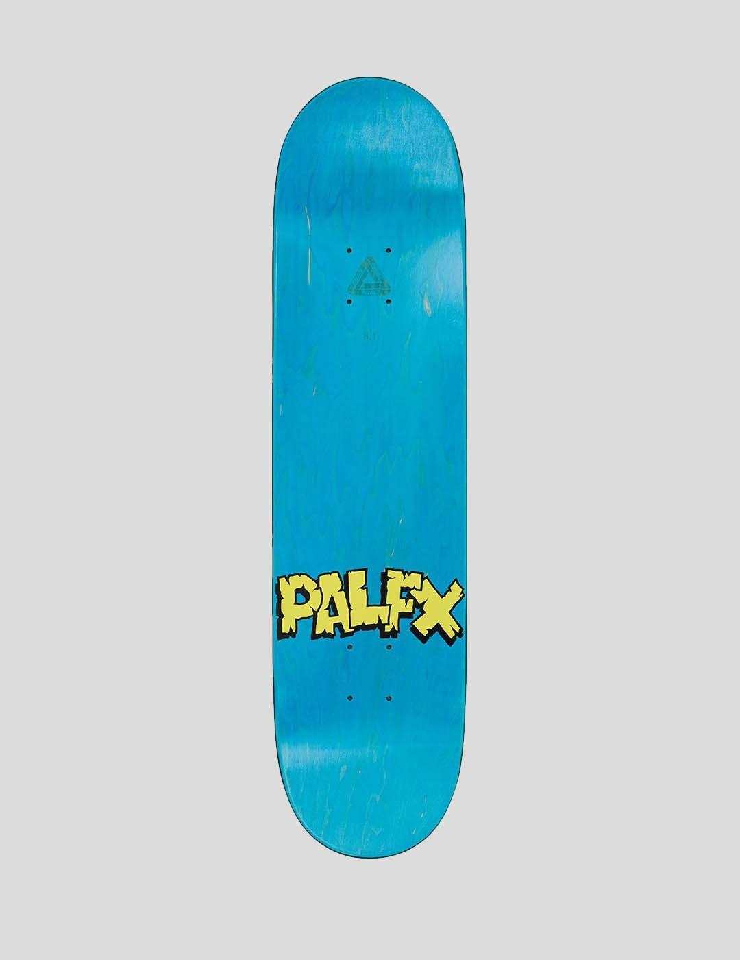"TABLA PALACE PALFX ORANGE 8.1"" DECK"
