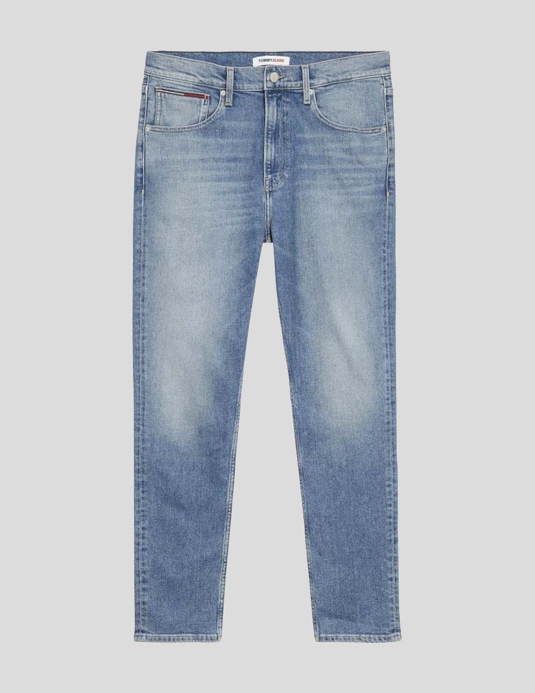 PANTALÓN TOMMY JEANS REY RELAXED TAPERED JEANS DENIM
