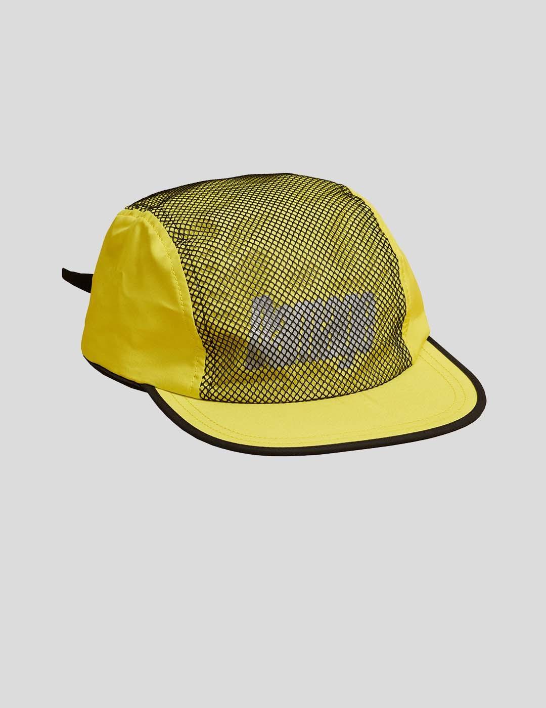 GORRA DAMAGE 3 PANEL CAP YELLOW
