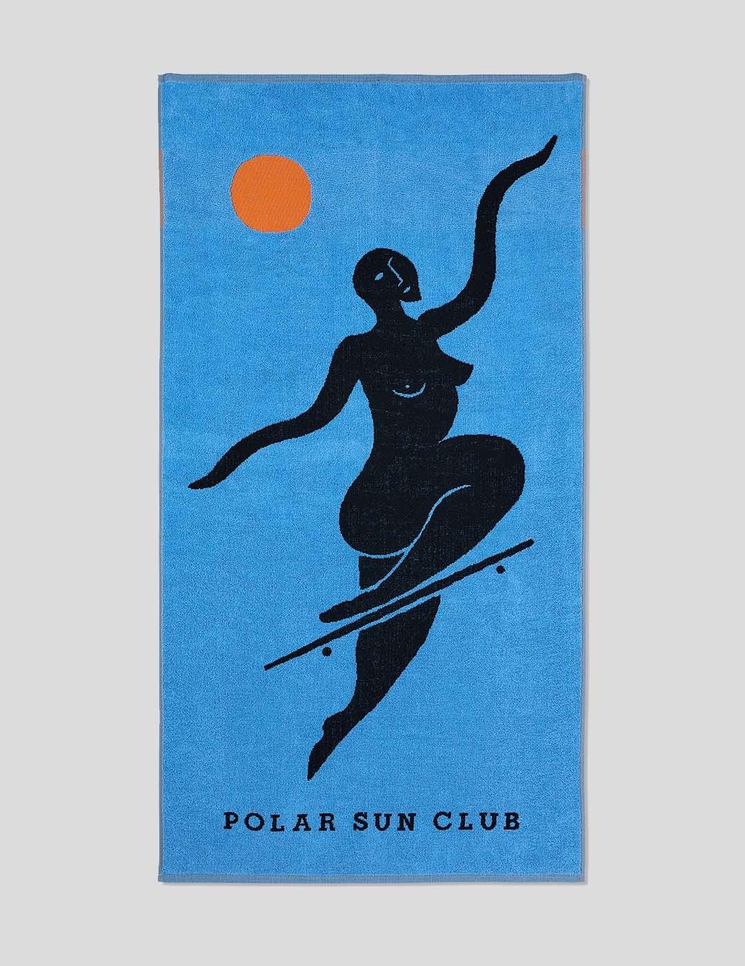 TOALLA POLAR SKATE CO NO COMPLIES FOREVER BEACH TOWEL BLUE