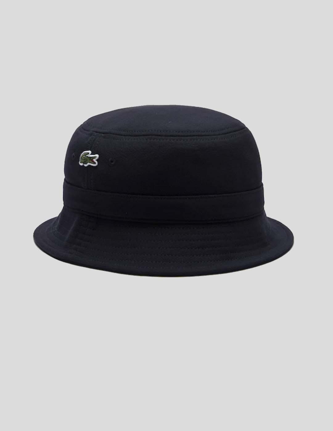 GORRO LACOSTE RK2056 BUCKET HAT ABIMES