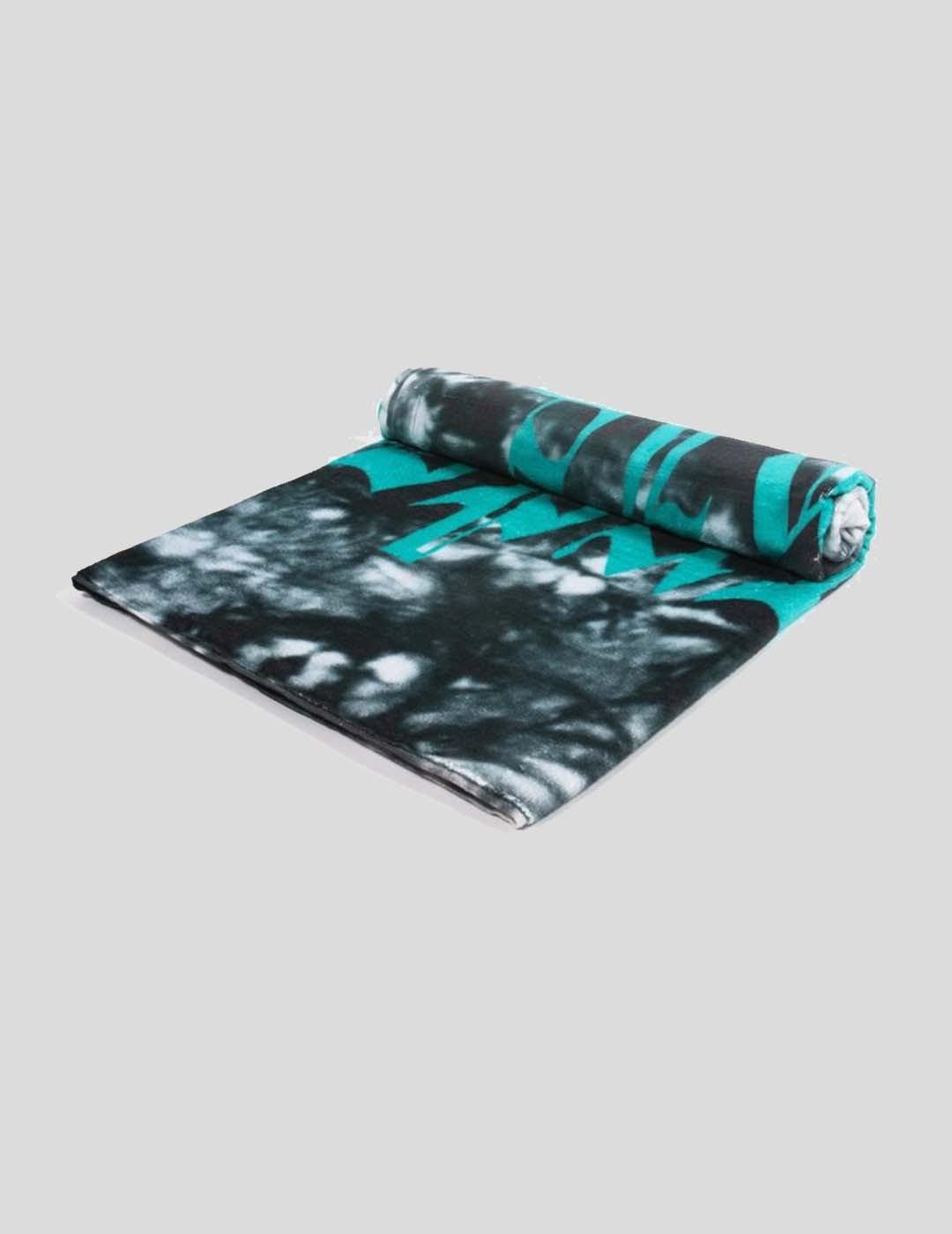 ACCESORIOS WASTED PARIS BEACH TOWEL BLACK
