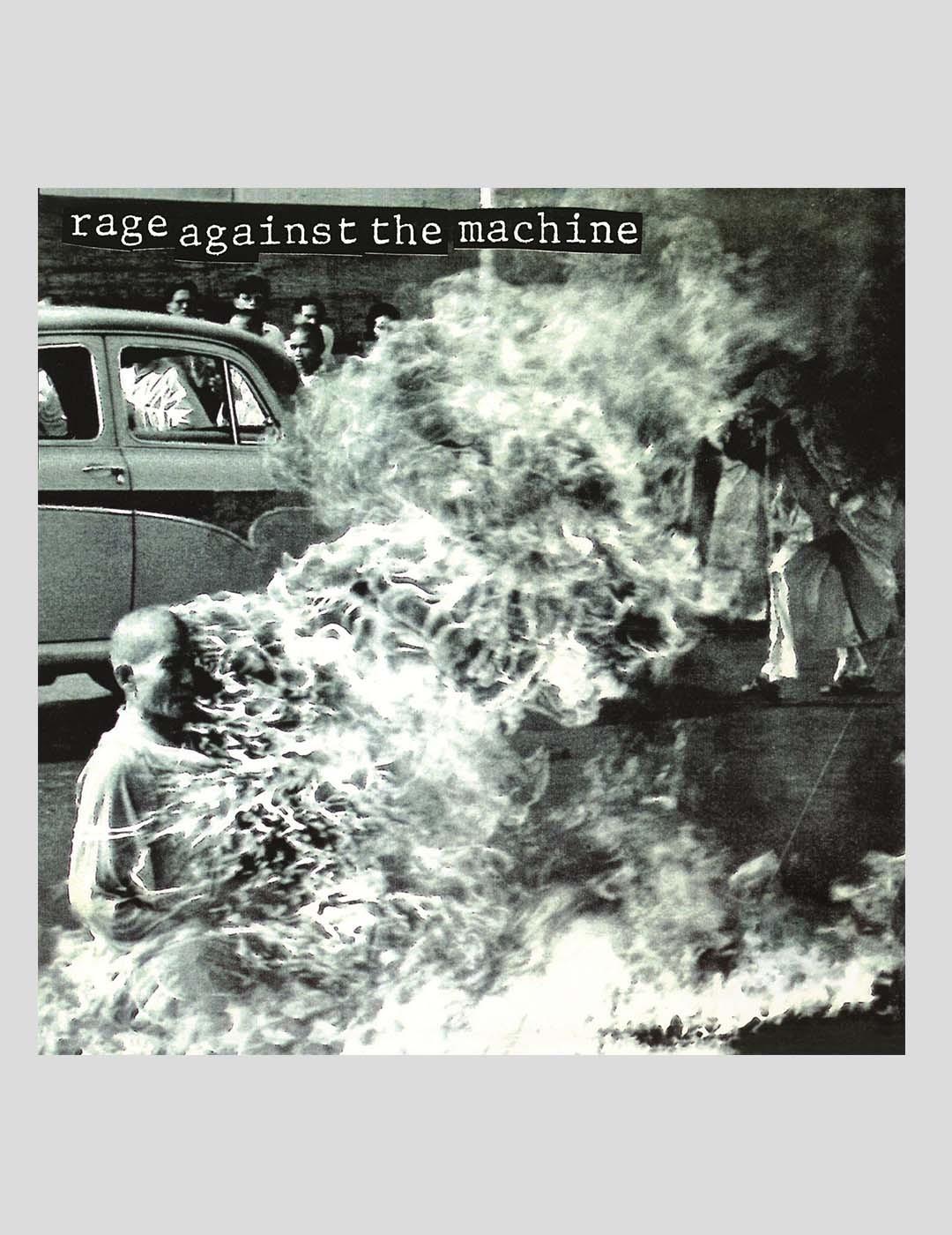 VINILO RAGE AGAINST THE MACHINE - RAGE AGAINST THE MACHINE LP VINYL