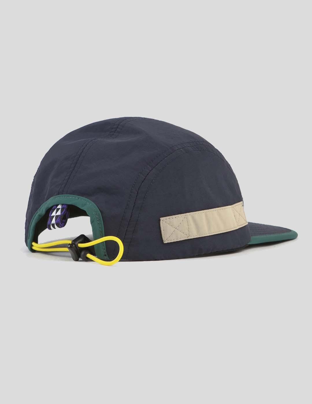 GORRA BUTTER GOODS FOLEY CAMP CAP NAVY
