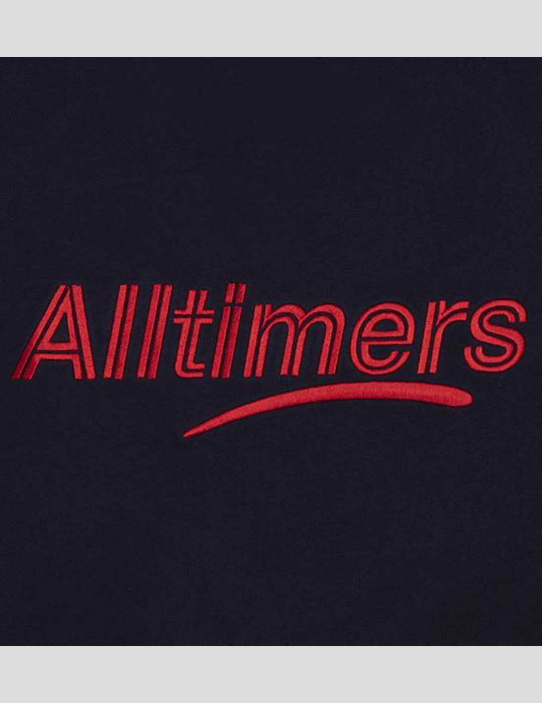 SUDADERA ALLTIMERS EMBROIDERED STATE CREW NAVY