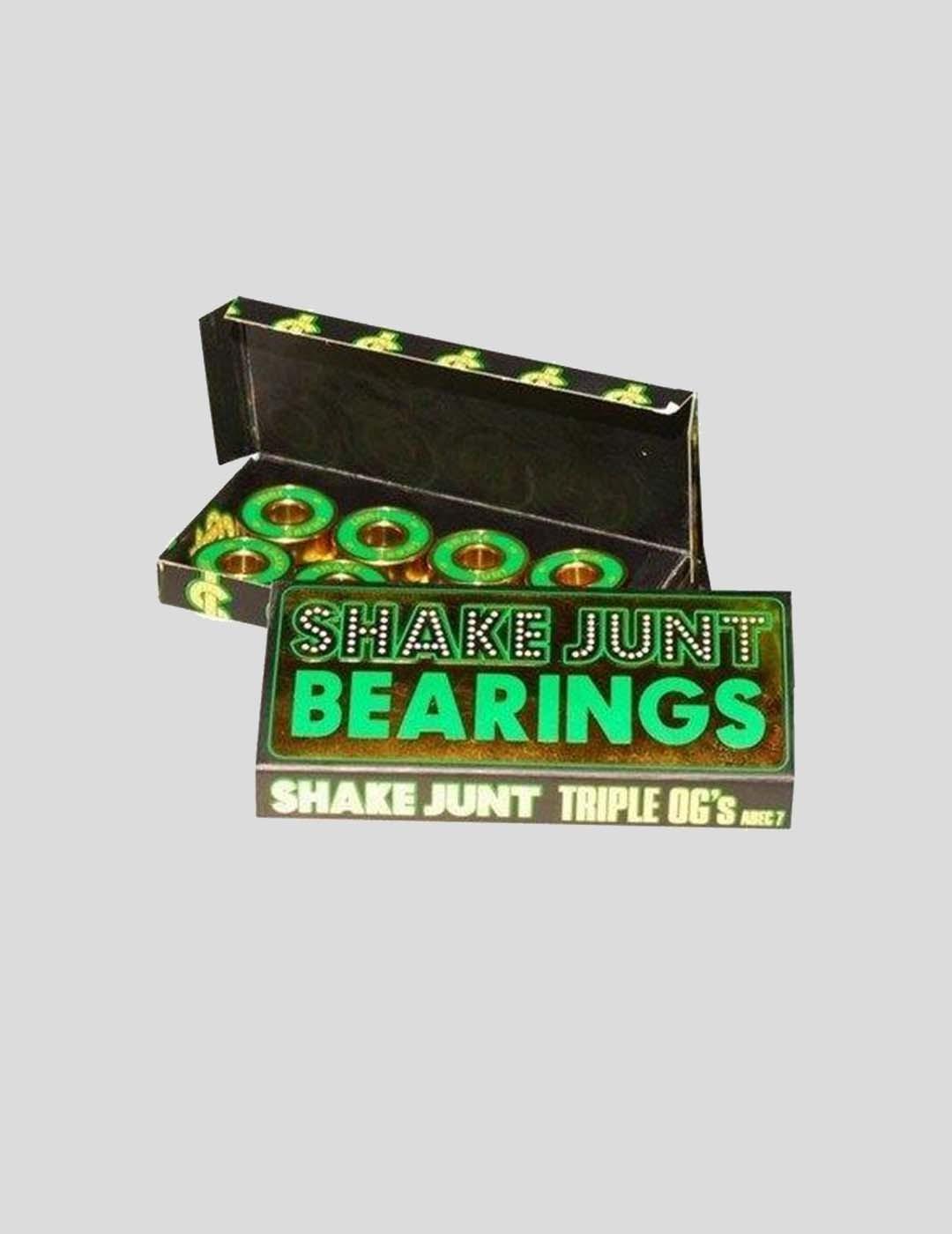 RODAMIENTOS SHAKE JUNT ABEC 7 BEARINGS