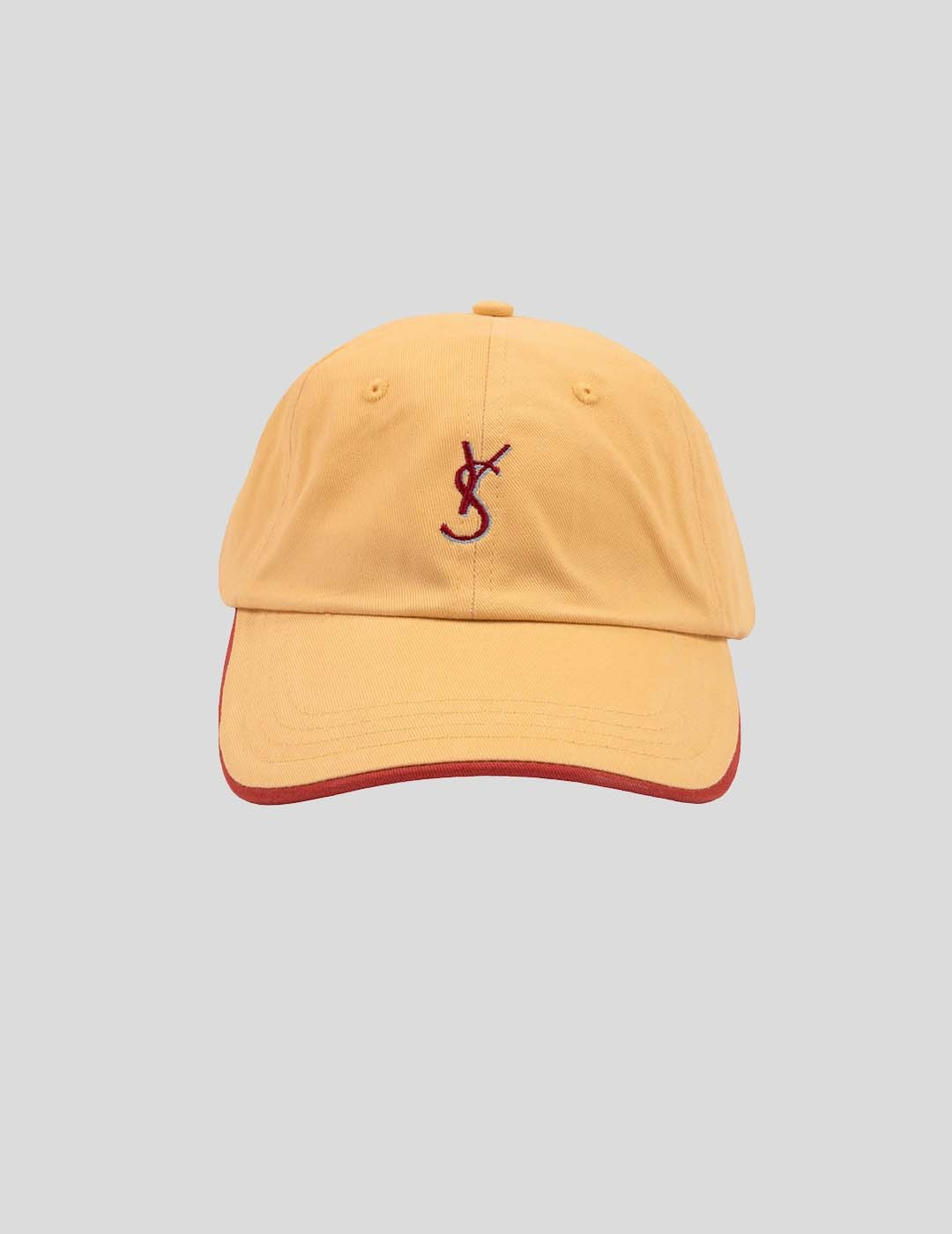 GORRA YARDSALE 2TONE CAP ORANGE /RED
