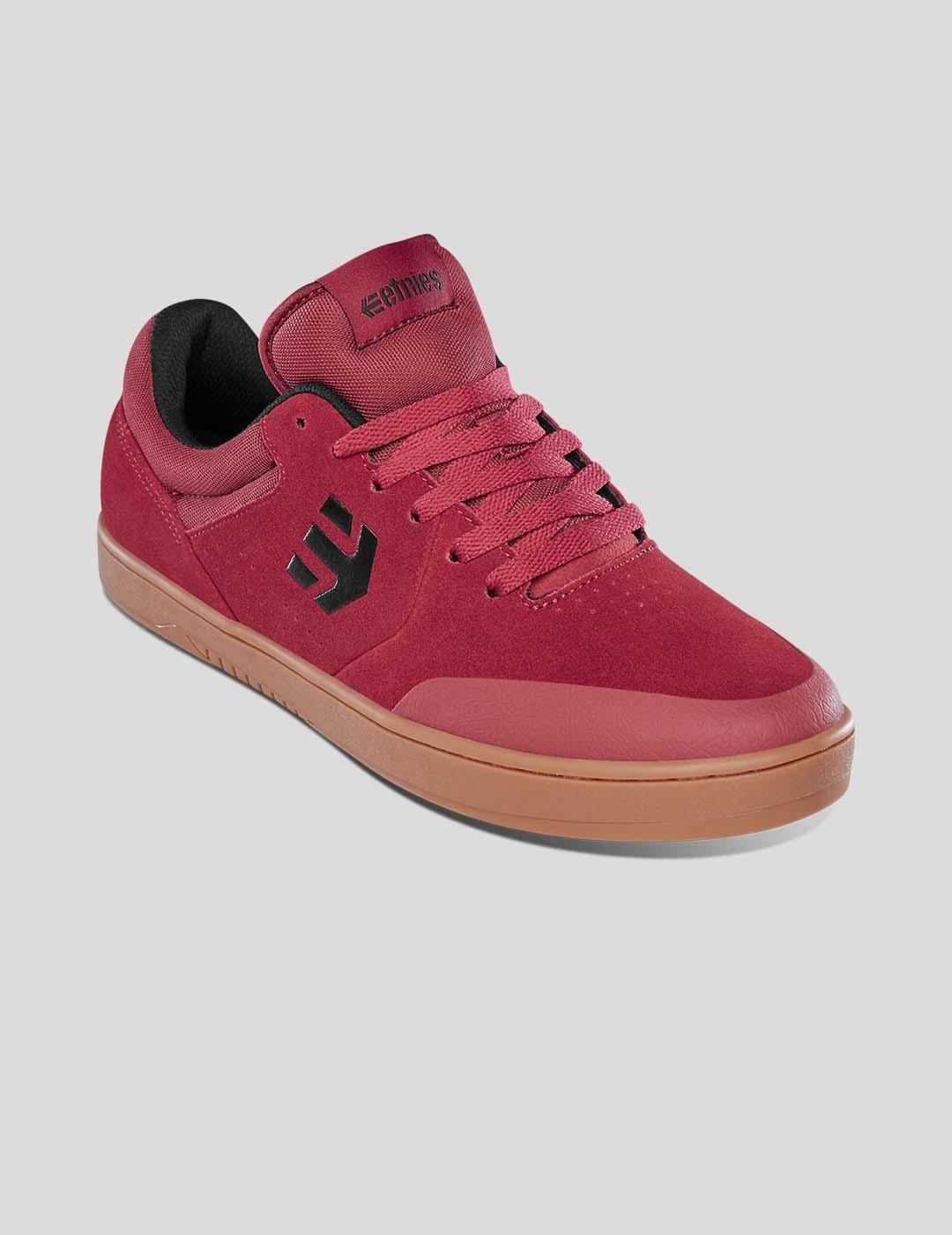 Zapatillas de skate rojas