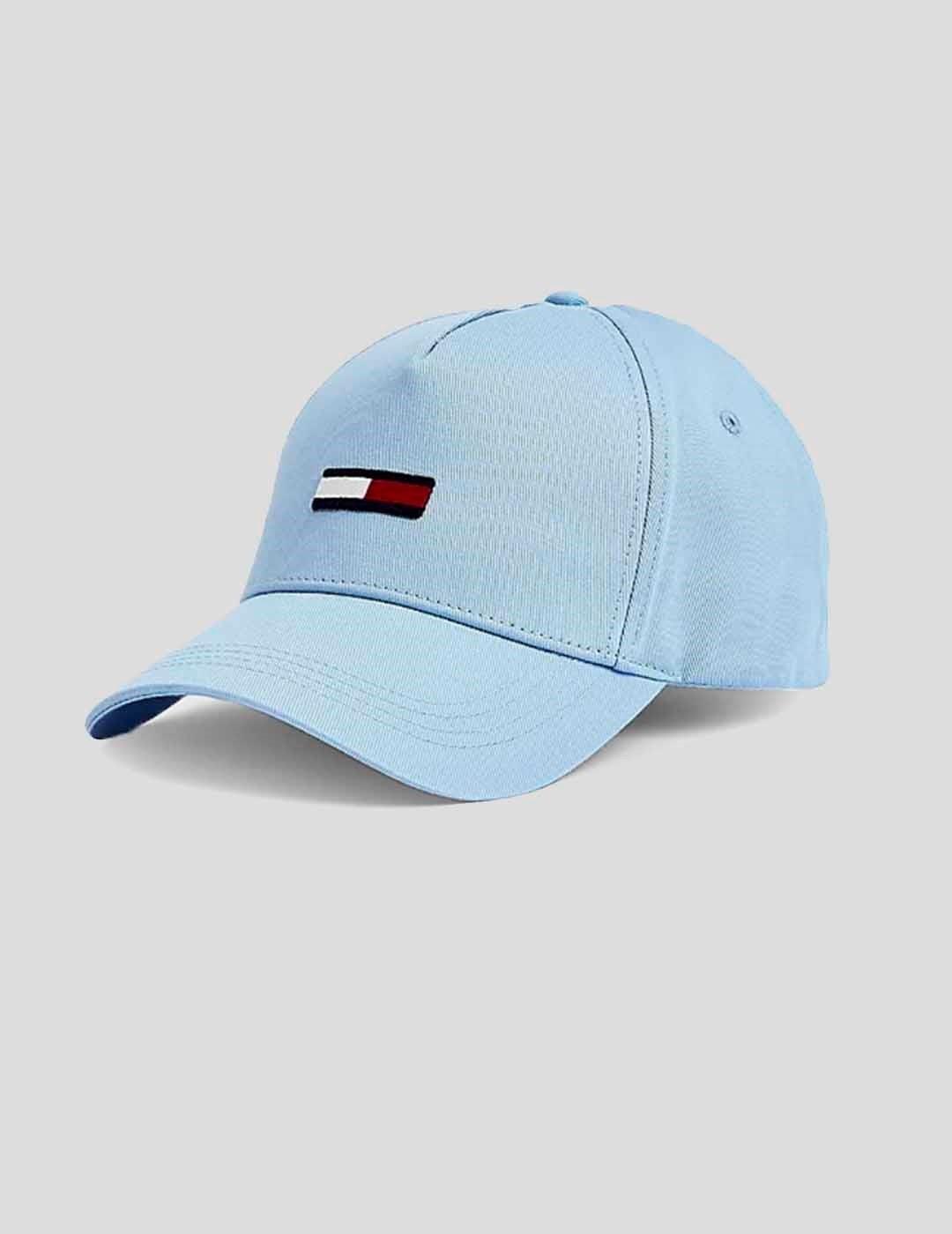GORRA TOMMY JEANS PASTEL CAP BLUE