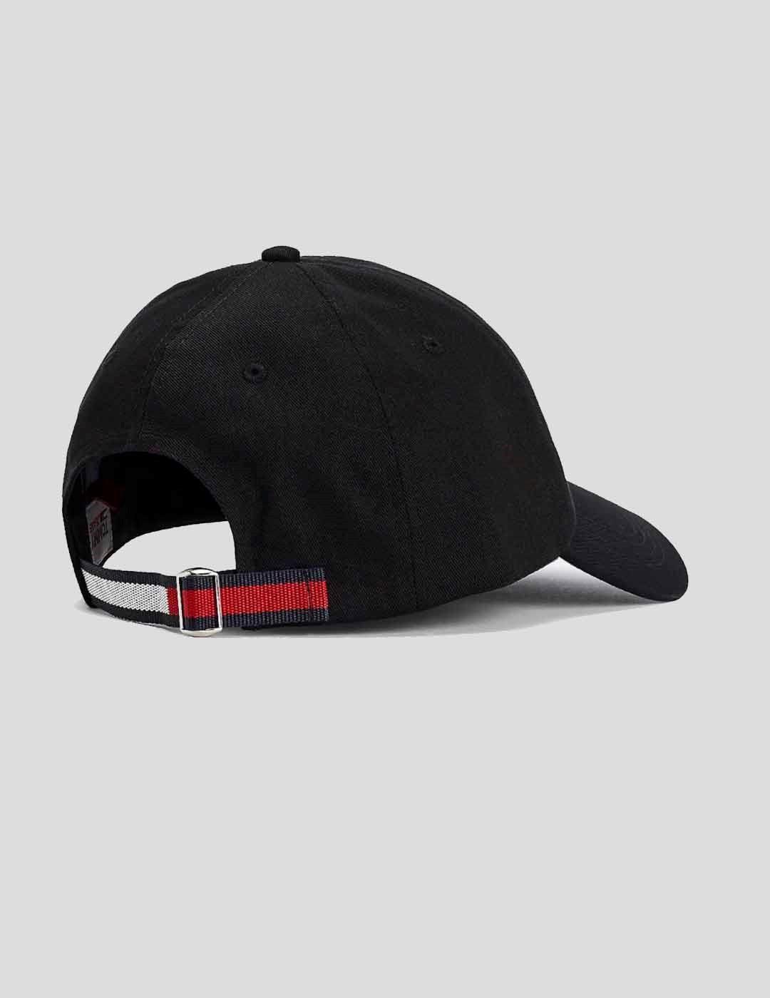 GORRA TOMMY JEANS TJM SPORT CAP BLACK
