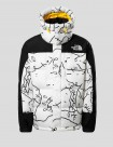 CAZADORA THE NORTH FACE BB SEARCH & RESCUE HIMALAYAN PARKA TNF WHITE SHAN MAR SEARCH AND RESCUE PRINT