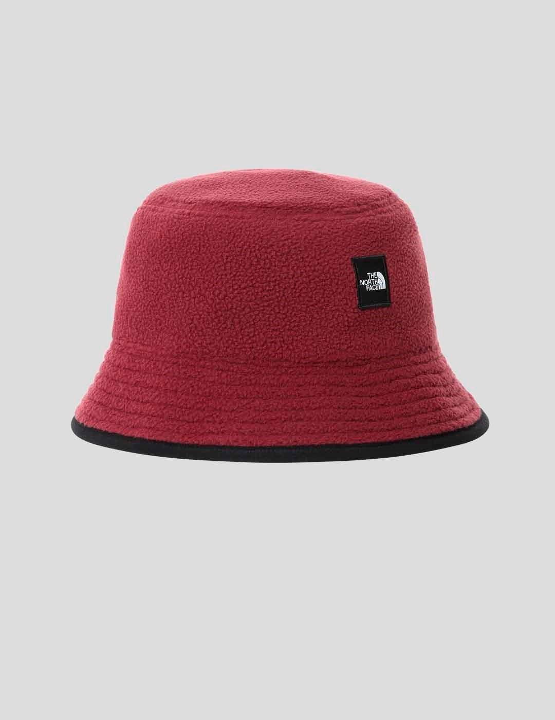 GORRO THE NORTH FACE FLEESKI STREET BUCKET HAT REGAL RED