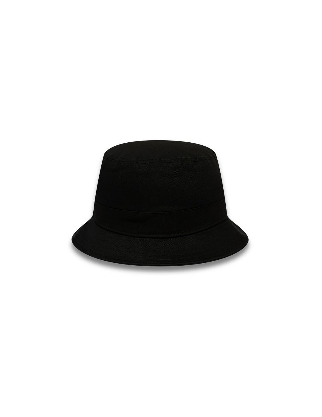 GORRO NEW ERA ESSENTIAL BUCKET BLACK