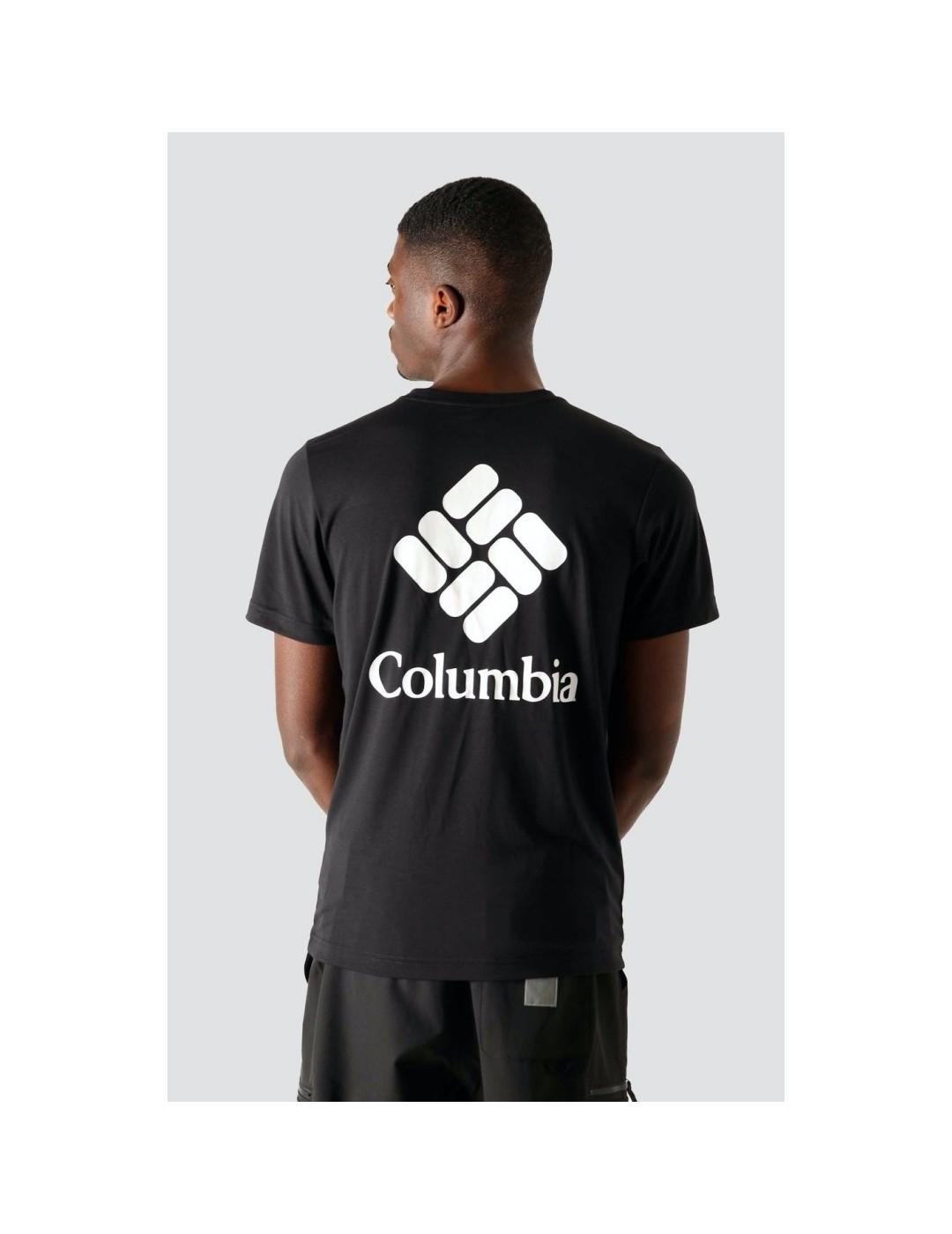 CAMISETA COLUMBIA MAXTRAIL TEE BLACK
