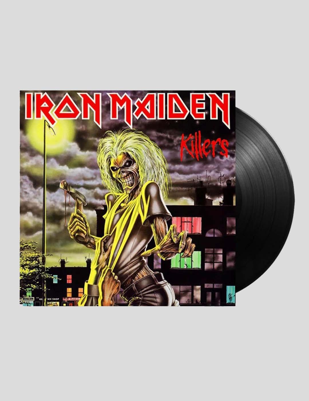 VINILO IRON MAIDEN - KILLERS LP VINYL