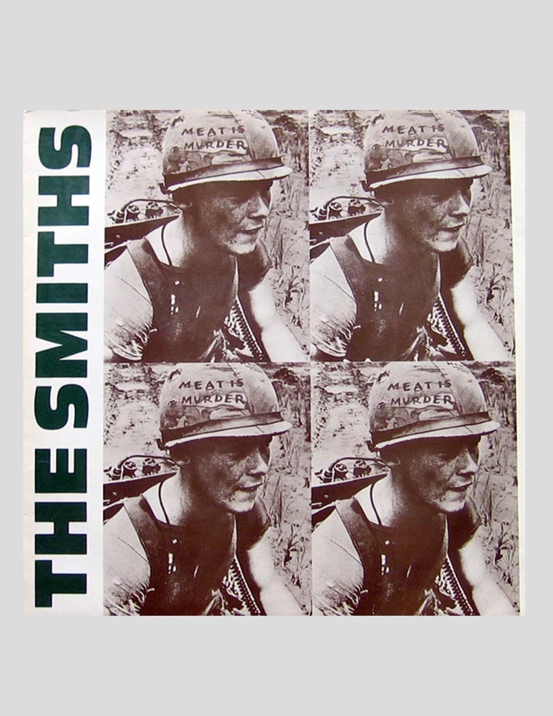 VINILO THE SMITHS - MEAT IS MURDER LP VINYL