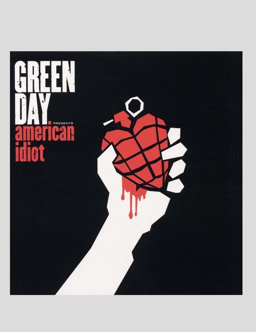 VINILO GREEN DAY - AMERICAN IDIOT 2LPS VINYL