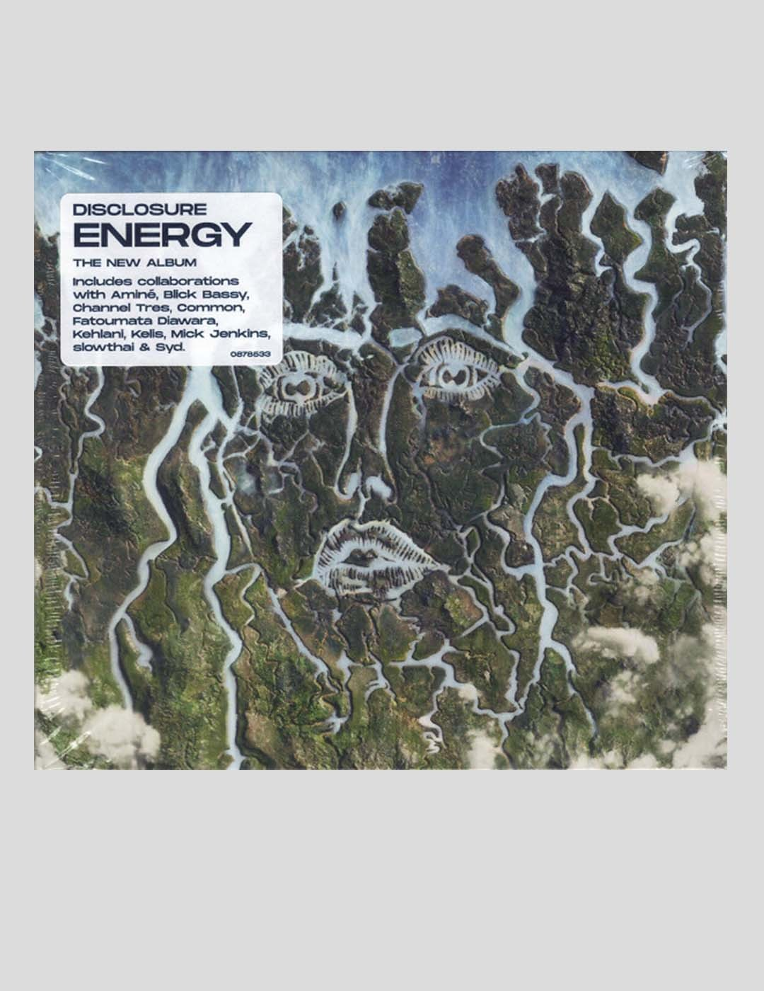 VINILO DISCLOSURE - ENERGY 2LPS VINYL