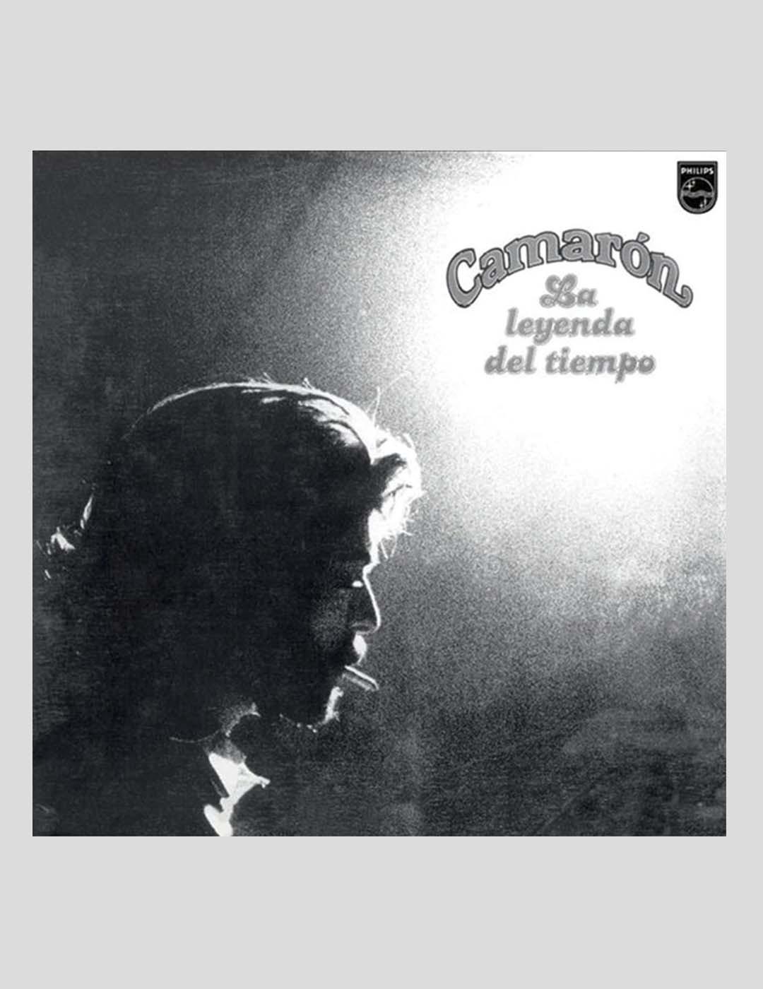 VINILO CAMARÓN - LA LEYENDA DEL TIEMPO LP VINYL