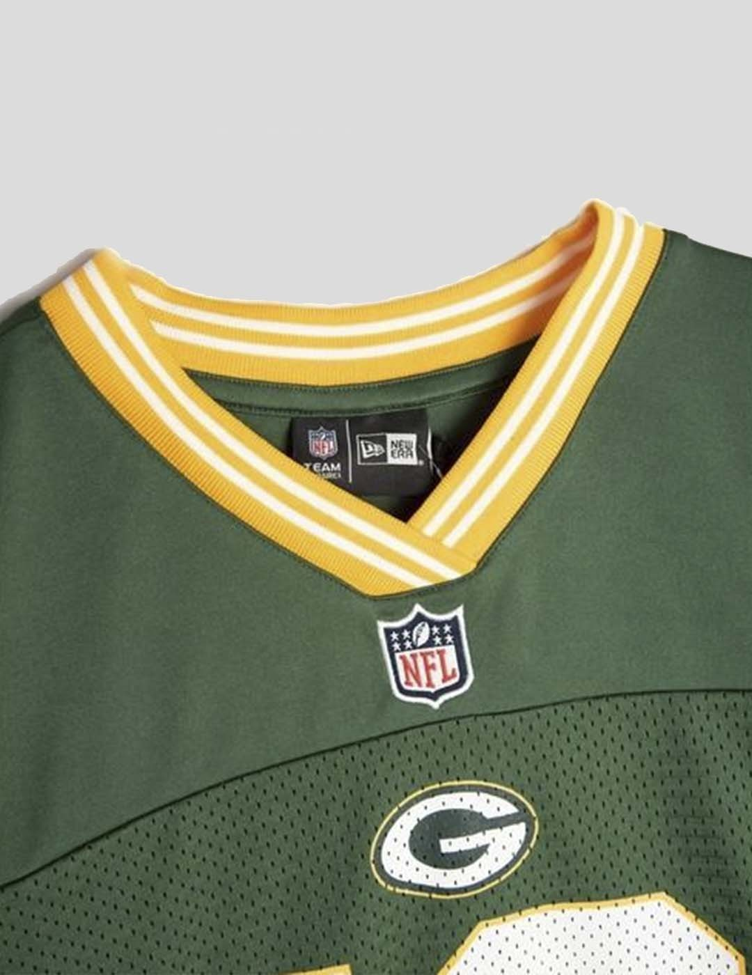 CAMISETA NEW ERA NFL LOGO TEE OVERSIZED GREEN PACKERS GREEN