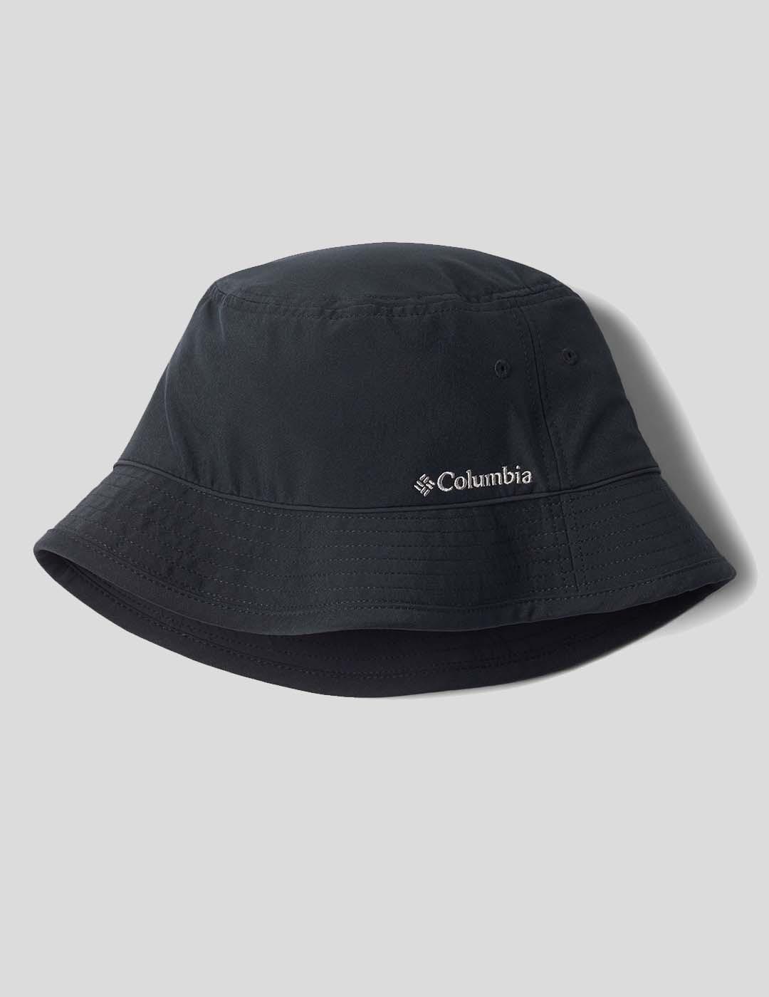 GORRO COLUMBIA PINE MOUNTAIN BUCKET BLACK
