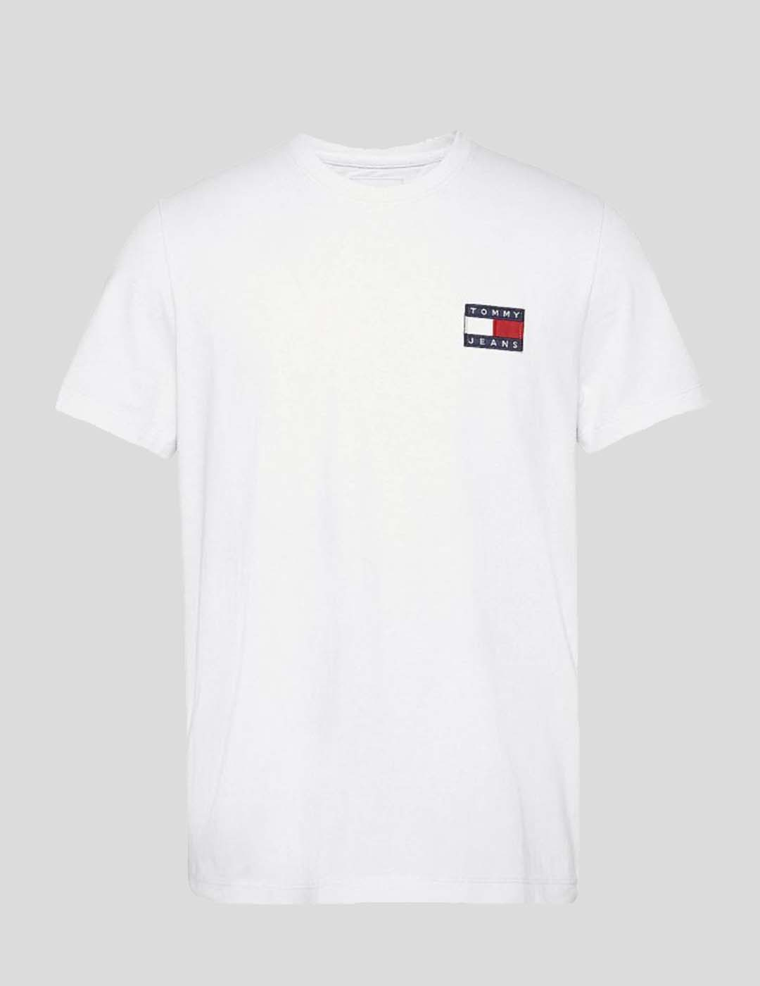 CAMISETA TOMMY JEANS TOMMY BADGE TEE CLASSIC WHITE