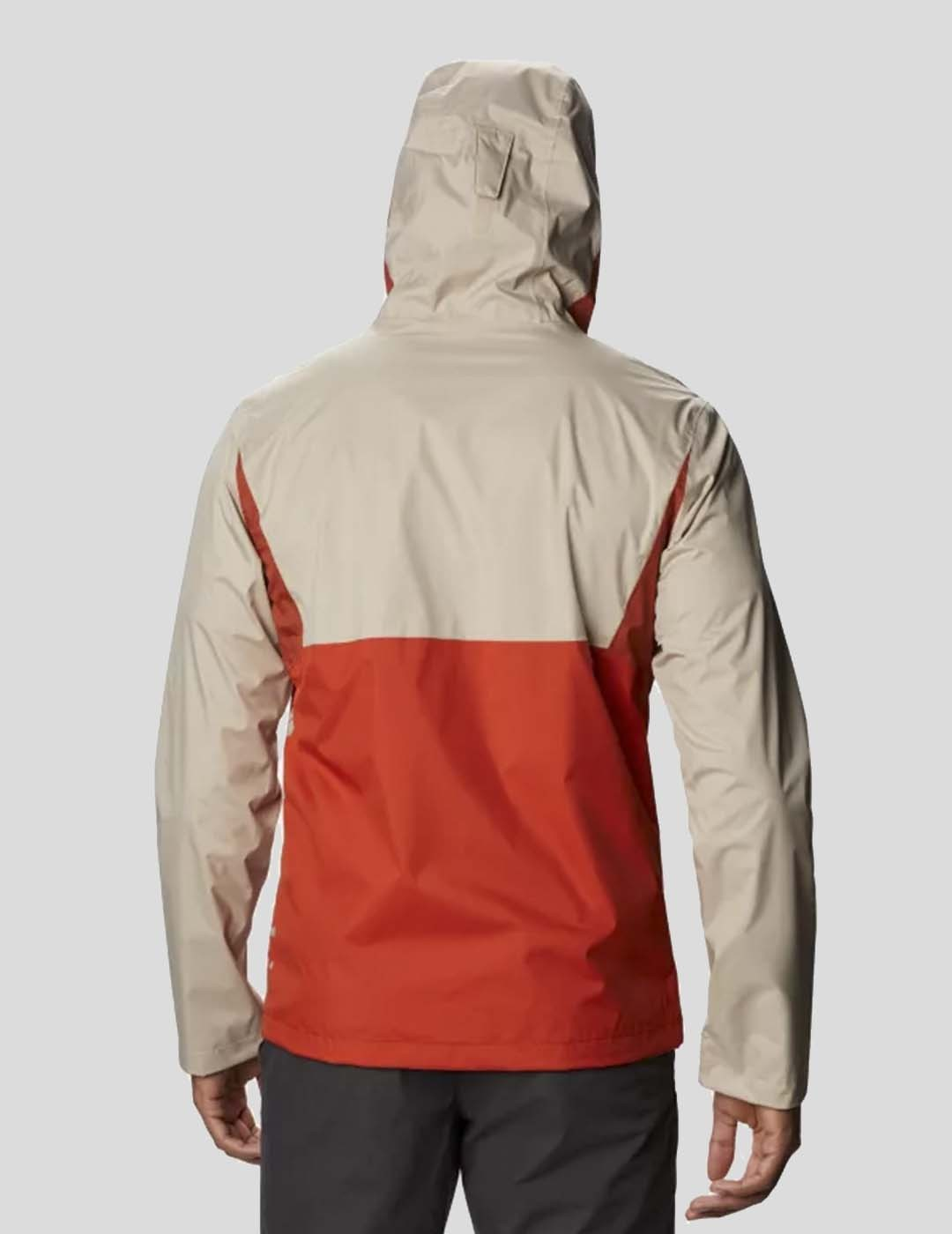 CAZADORA COLUMBIA INNER LIMITS II JACKET BONFIRE DARK S