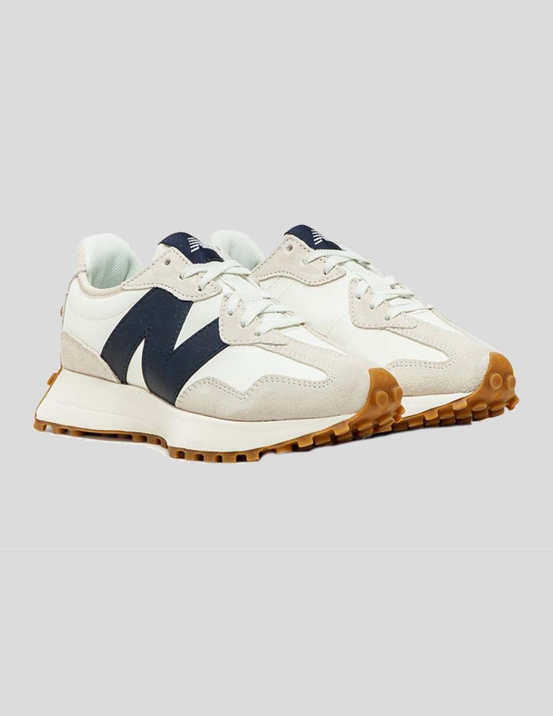 ZAPATILLAS NEW BALANCE 327 KB MOONBEAM / OUTERSPACE